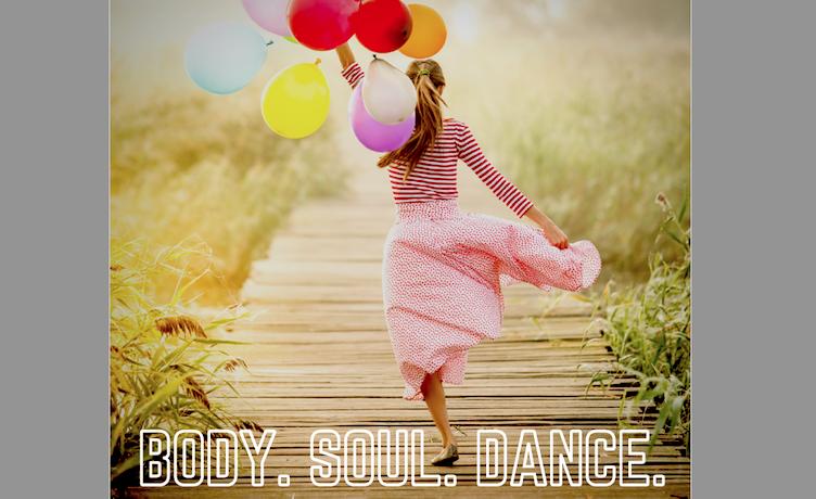 BODY - SOUL - DANCE<br>9 bis 12.30 Uhr