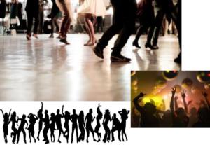 Tanzen an der Grenze