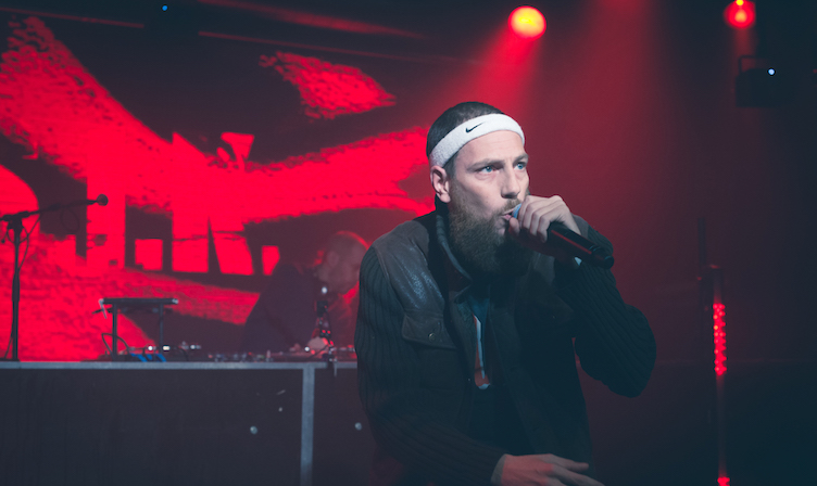 Hip-Hop mit E.S.I.K