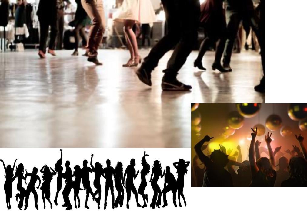 Ü30-Party - 24.09<br>Tanzen an der Grenze