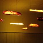 """Einweihung Installation<br>""""Abendbrote"""" von Isabelle Krieg -<br>zweites Wochenende der Vielfalt"""