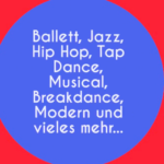 Tanzlager «All you can dance#5»<br>(vom 9. bis 13. August)