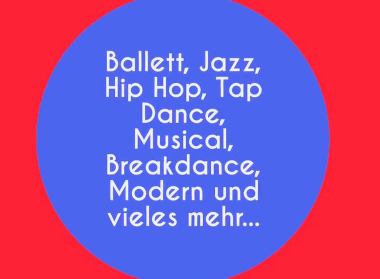 Neuer Anmeldeschluss Tanzlager<br>«All you can dance#5»<br>(vom 9. bis 13. August)