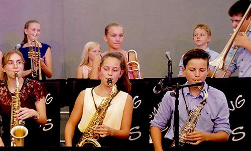 Jazzmeile im Kult-X -<br>Dai Kimoto&Swing Kids