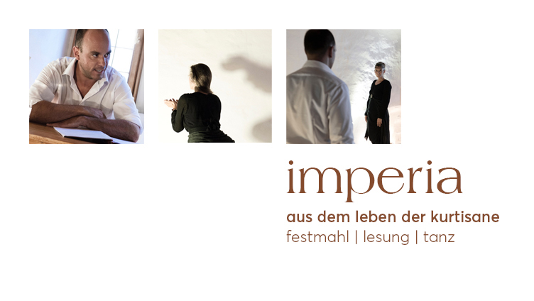 Imperia -<br>aus dem Leben einer Kurtisane